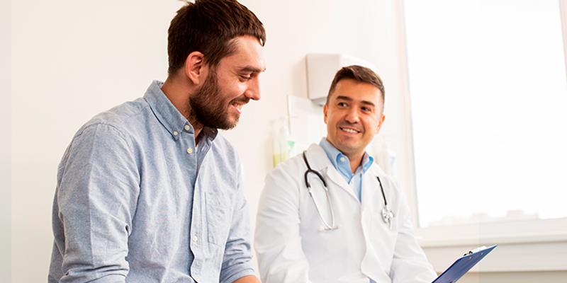 qual medico especialista em prostata